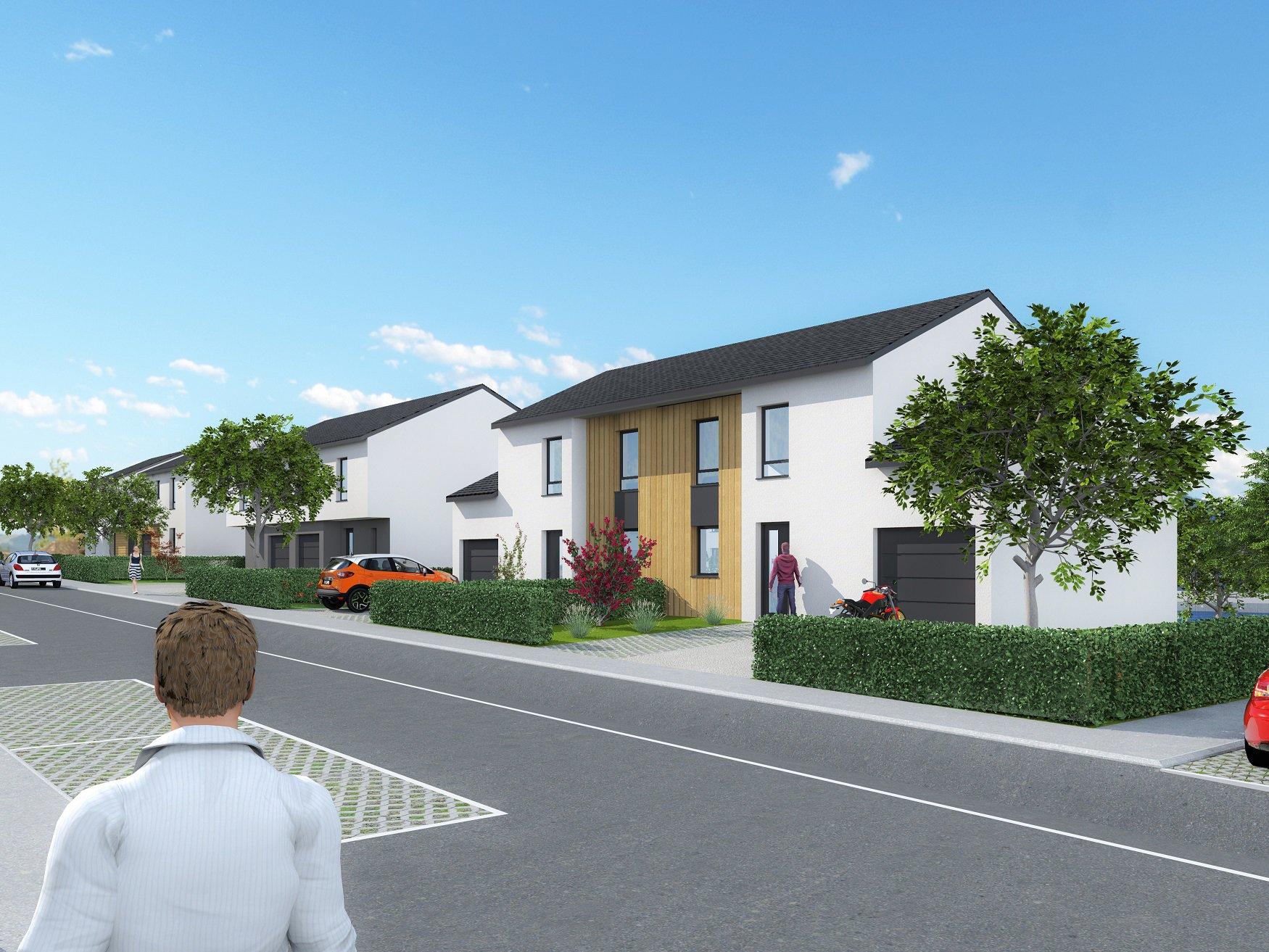 Maison neuve F5 à Talange