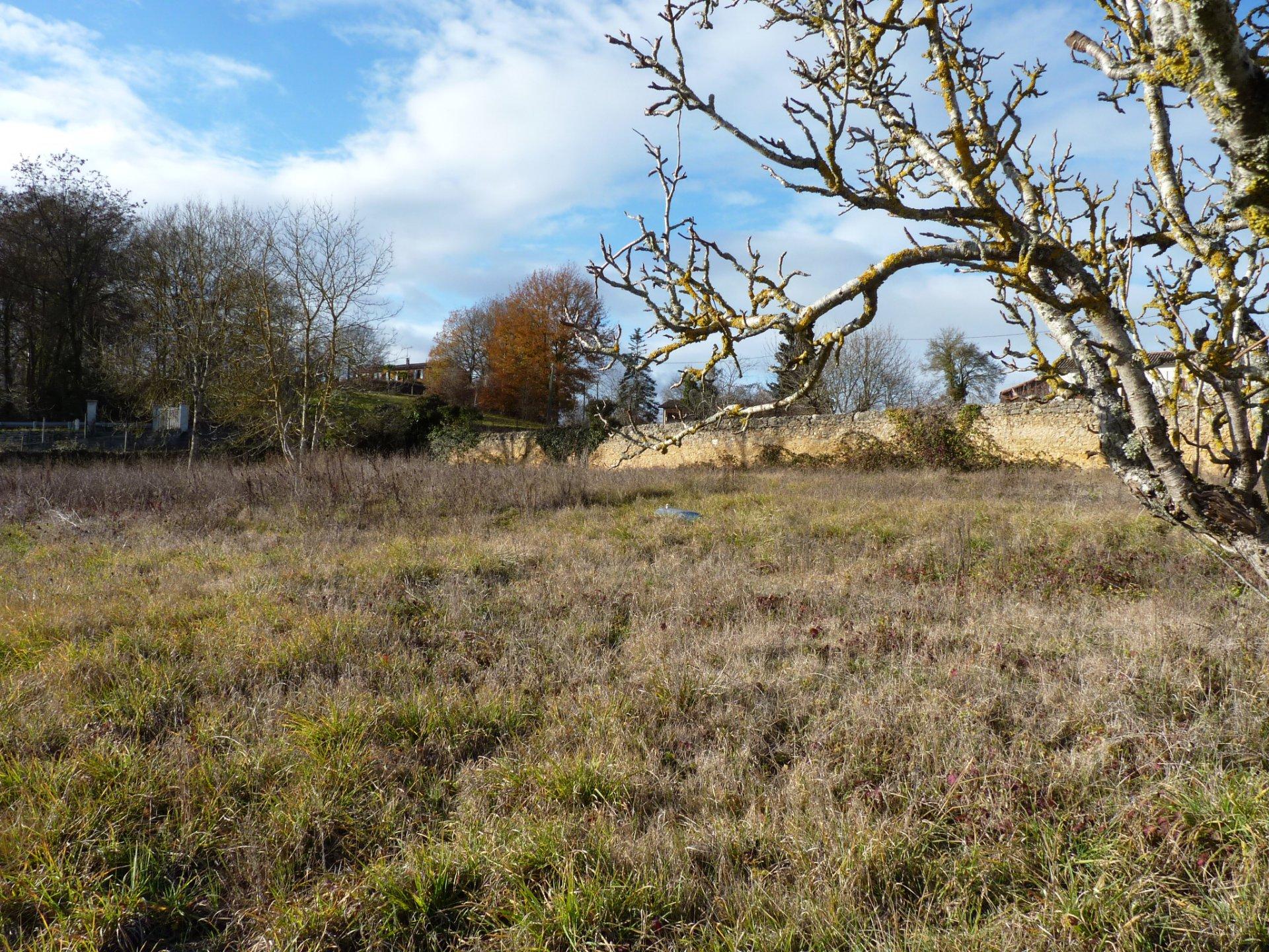 Nice land  2395 m² near Aurignac