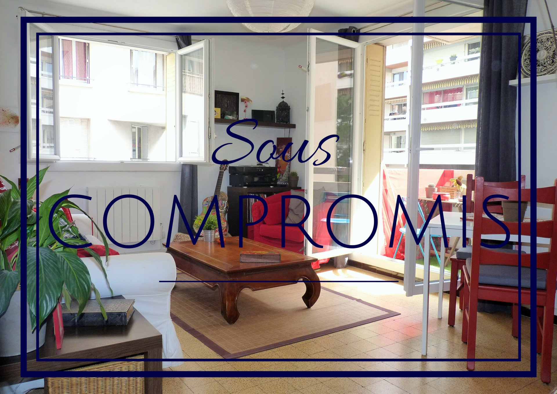 Sale Apartment - Marseille