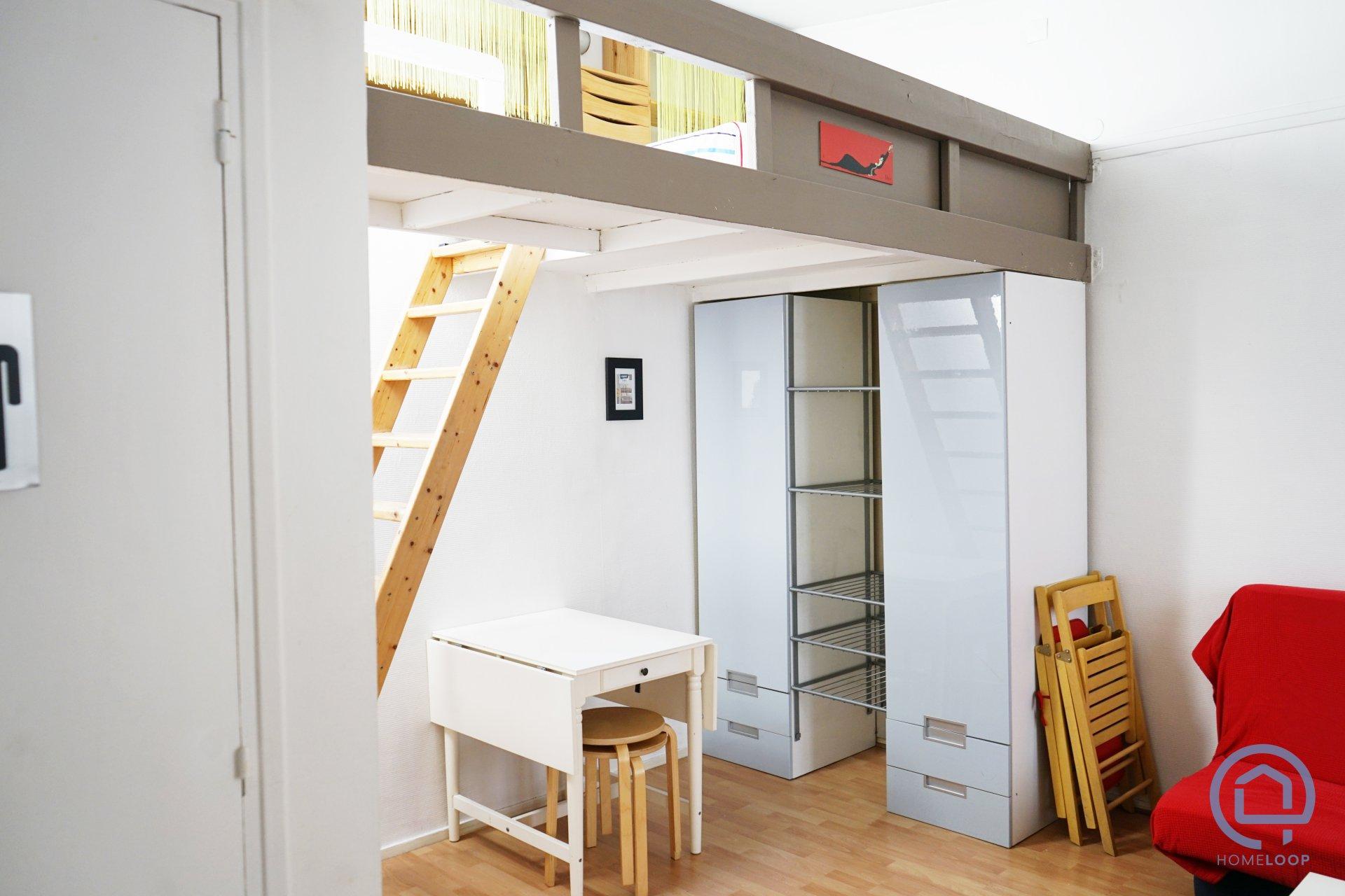 Studio idéal pour un investissement locatif