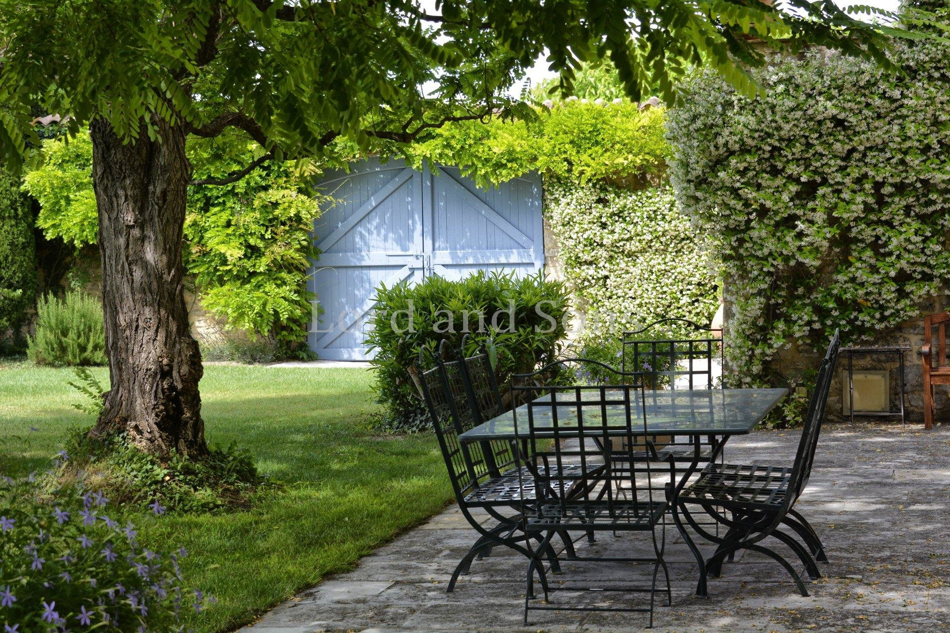 immobilier luxe vaucluse