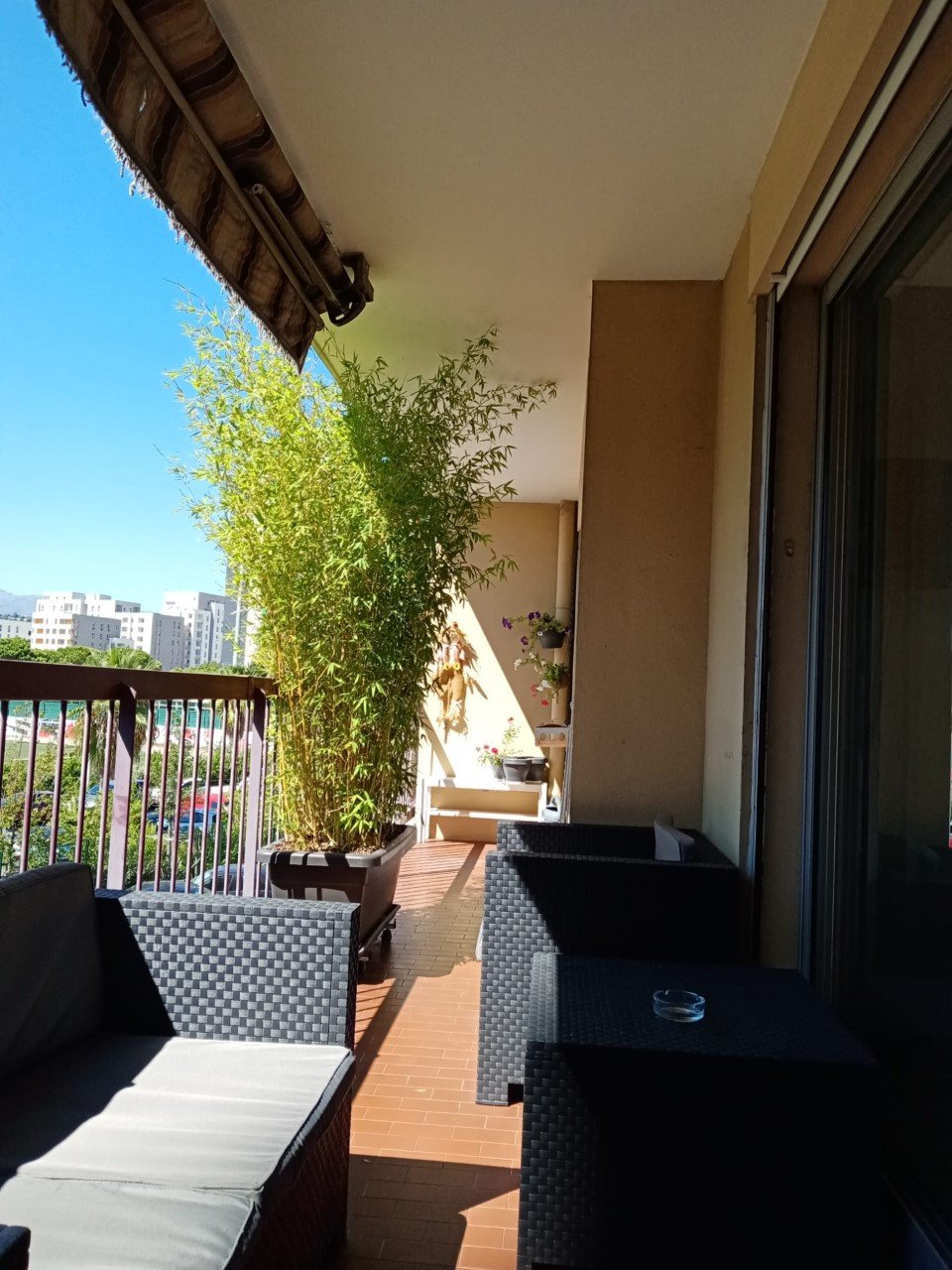 Life annuity Apartment - Nice Arenas - Parc Phoenix