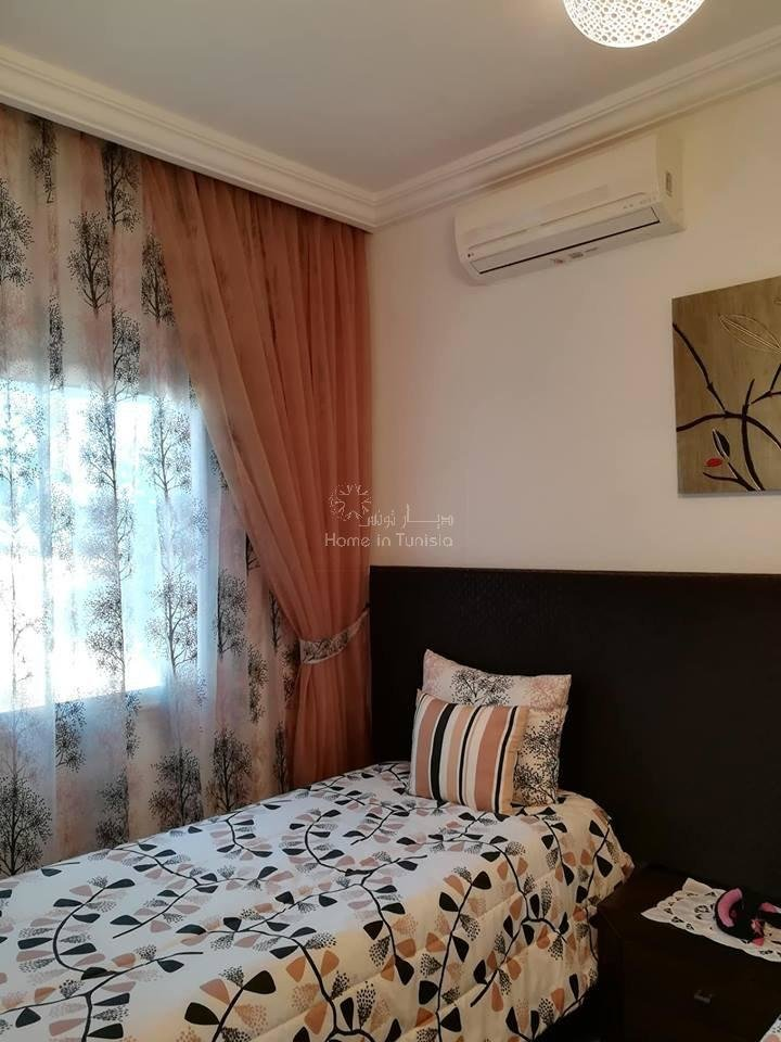 Appartement 2 chambres meublé