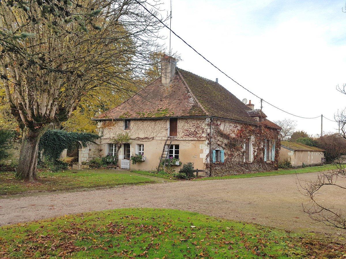 Touraine du Sud, Indre et Loire 37: propriété sur 42 ha
