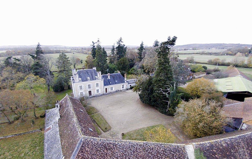 Superbe propriété sur 49 hectares