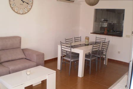 Cozy apartment near the Palau Altea.