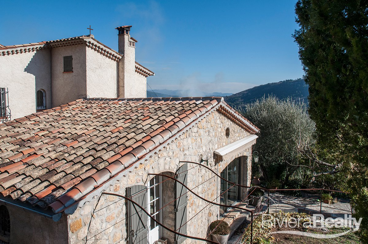 Spacious home for sale -  6 bed - Le Bar sur Loup