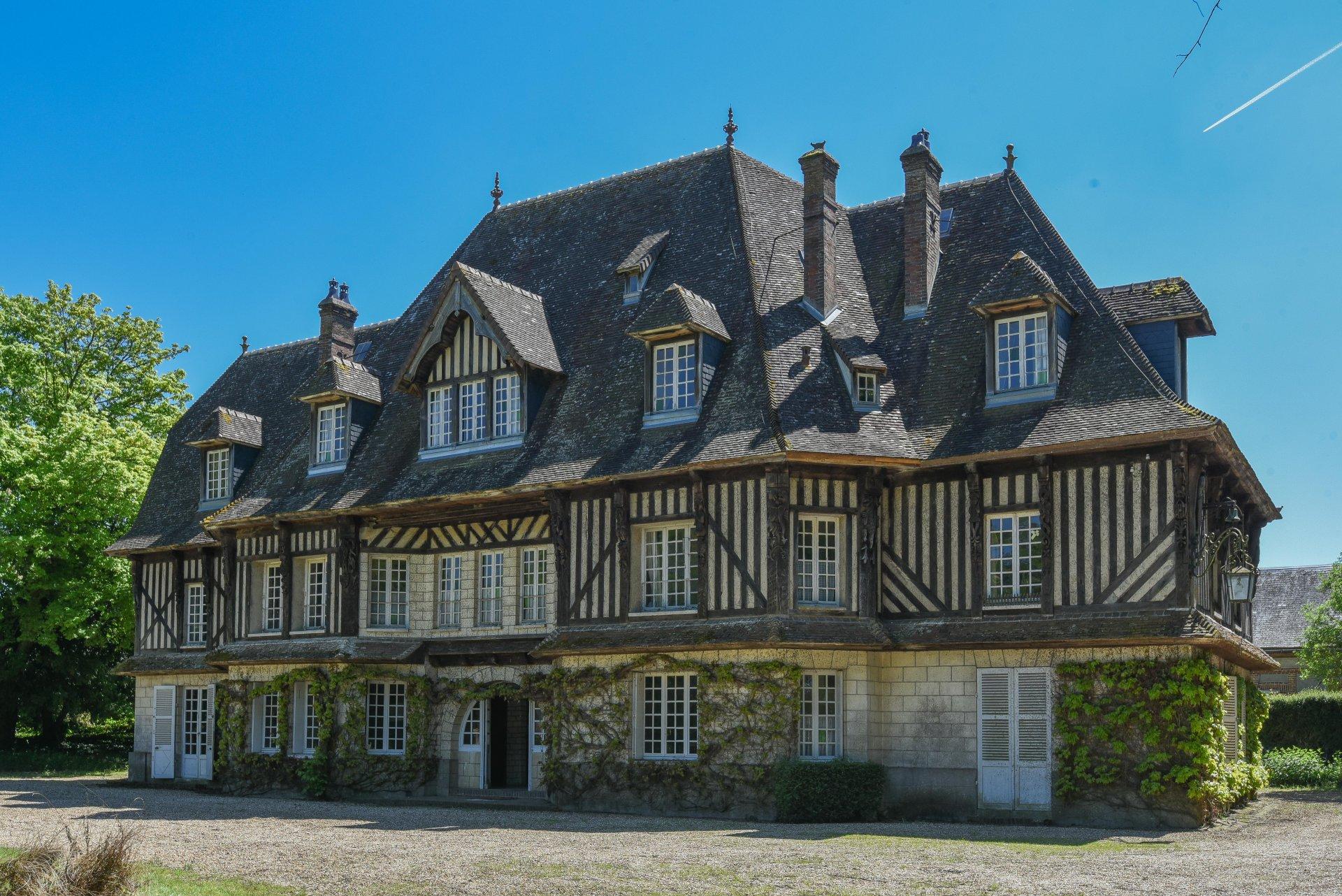 Vente Manoir - Verneuil Sur Avre