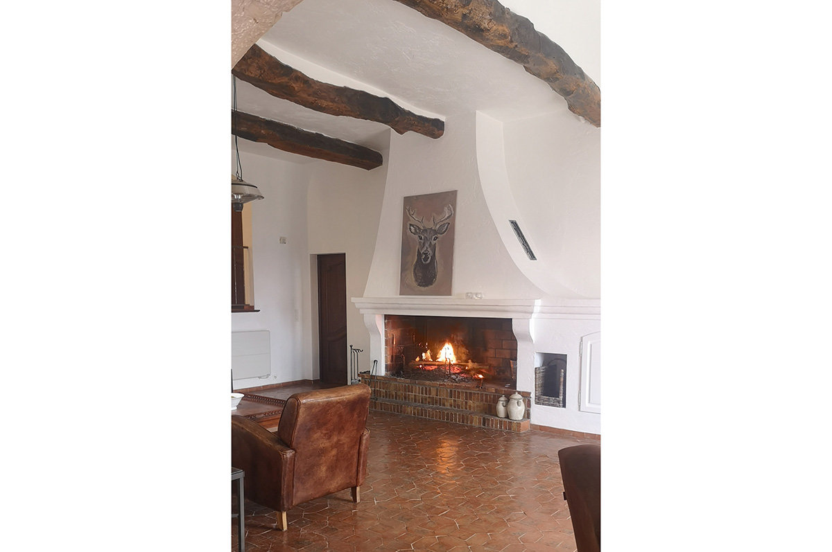 For Sale Chateauneuf Grasse- 5 bed Stone Mas with Incredible Views