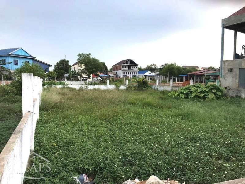OTRES 2 LAND FOR SALE (JUST BEHIND CHINA TOWN)