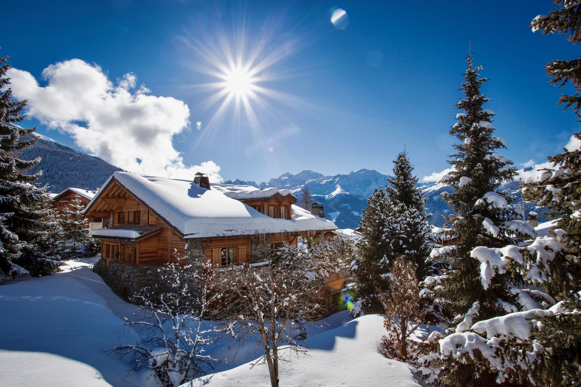 Photo of Exceptional spacious Chalet in centre of Verbier