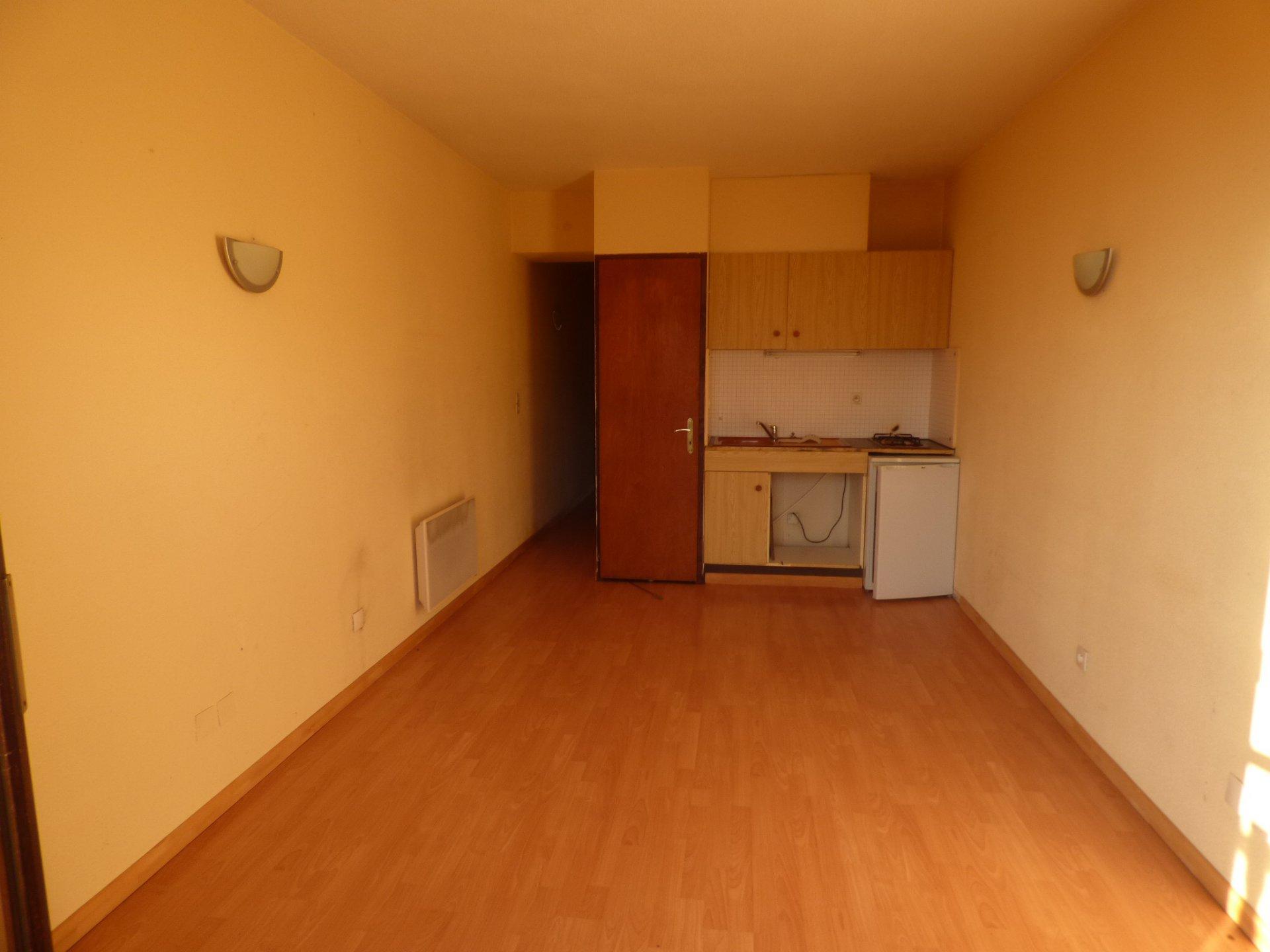 Appartement type 1 avec balcon