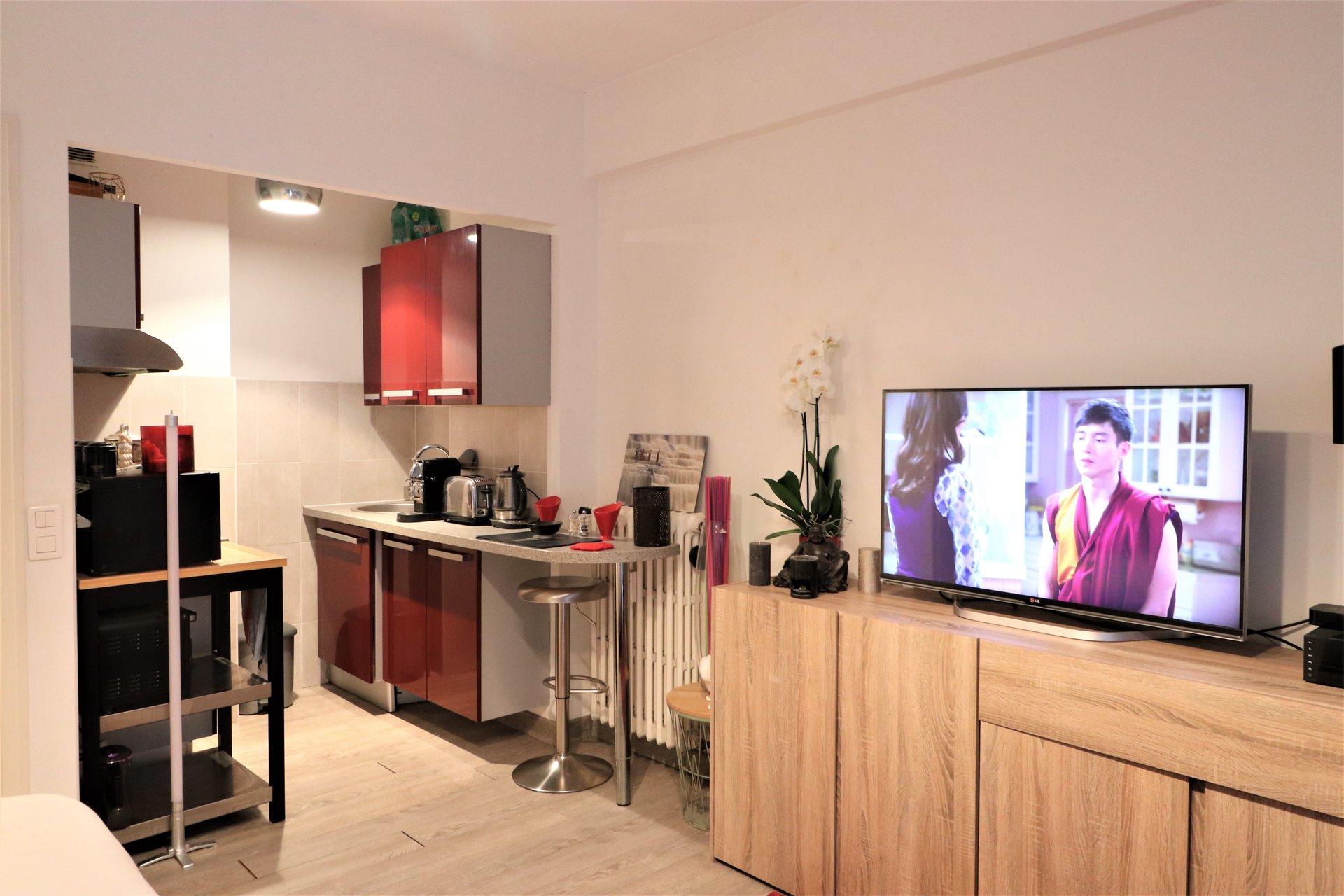 Studio terrasse - Centre Ville
