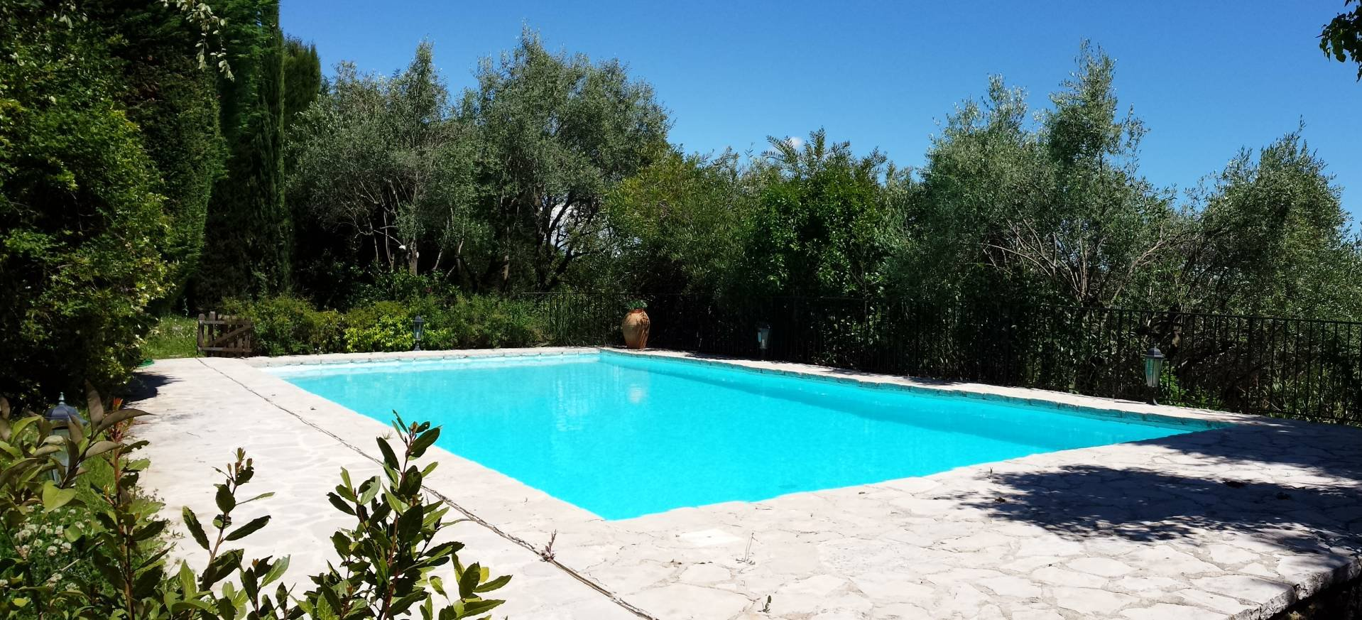 Summer rental Villa Mougins Côte d'Azur