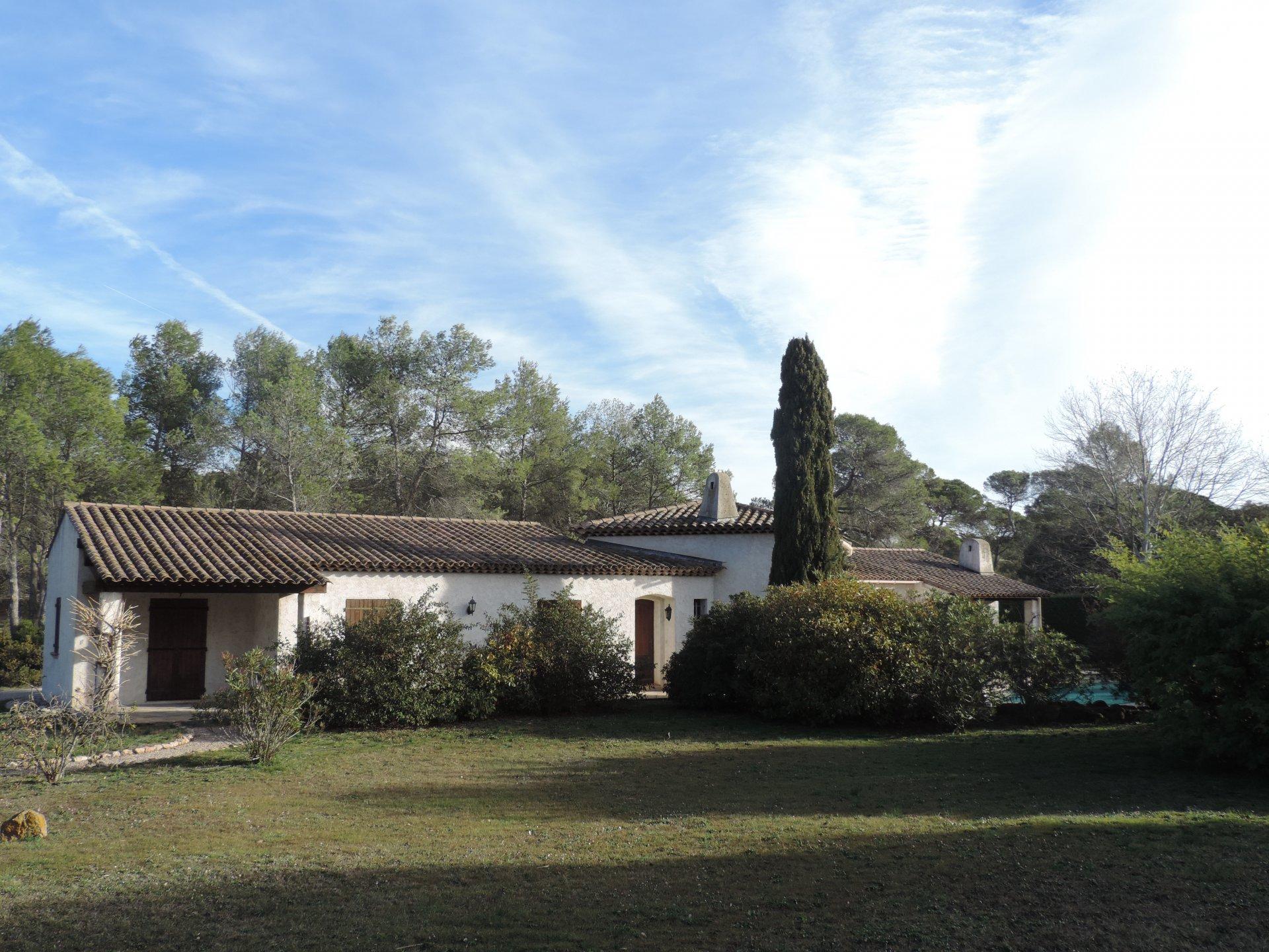 Sale Villa - Puget-sur-Argens