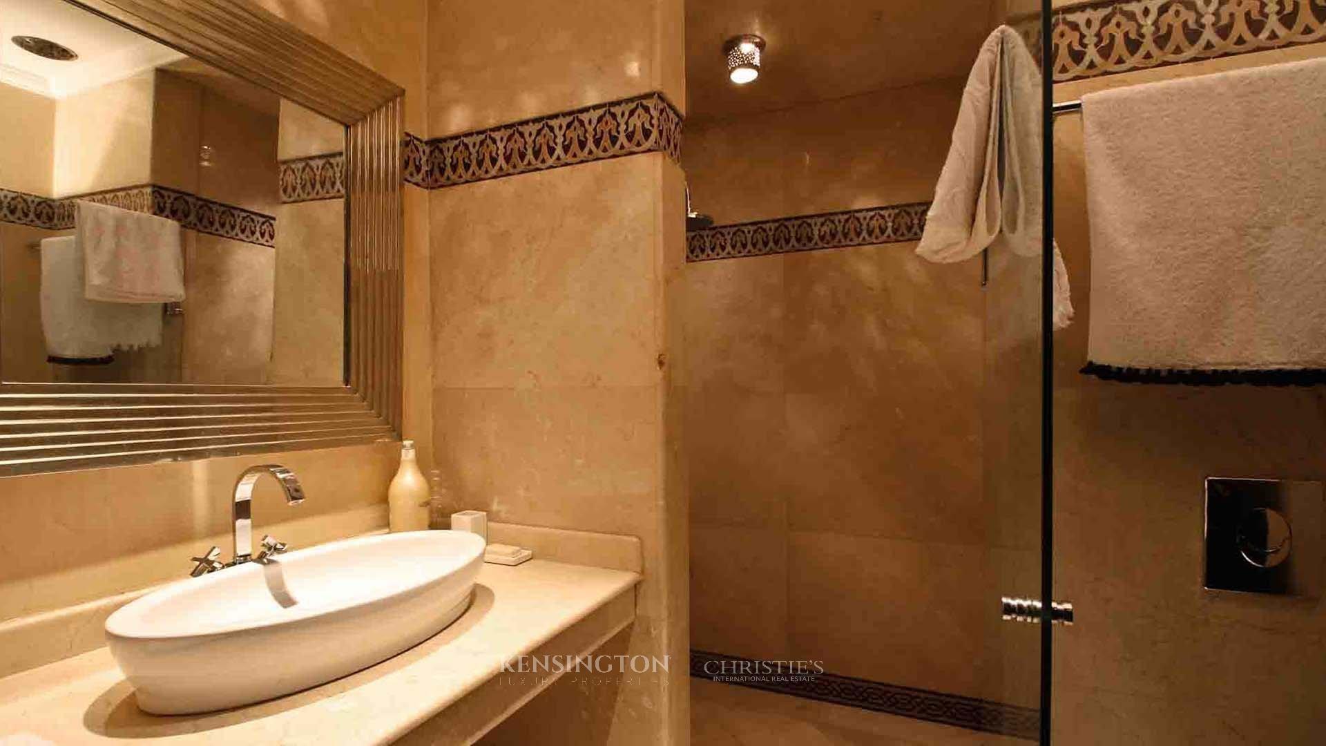 KPPM00782: Gueliz Penthouse Apartment Marrakech Morocco