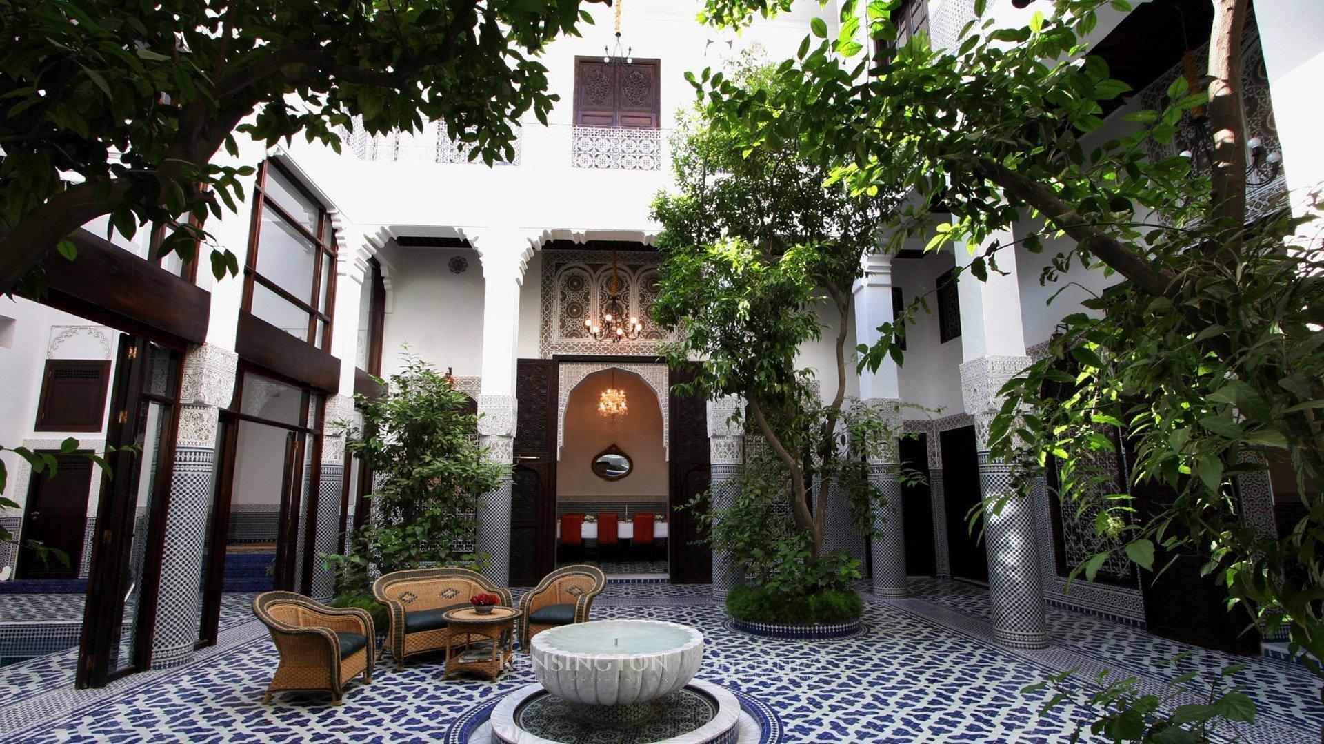 KPPM00783: Riad Misbah Riad Fèz Morocco