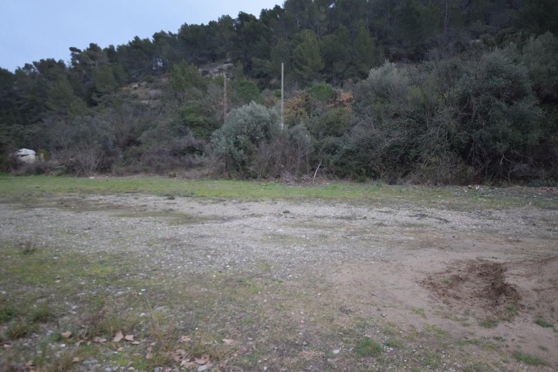 Sale Plot of land - Bize-Minervois