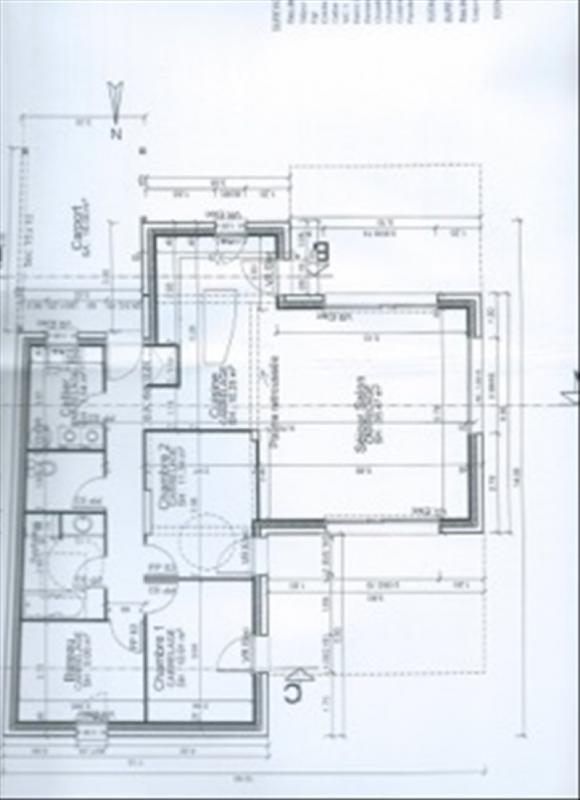 RELECQ KERHUON - MAISON PLAIN PIED - 3 CHAMBRES