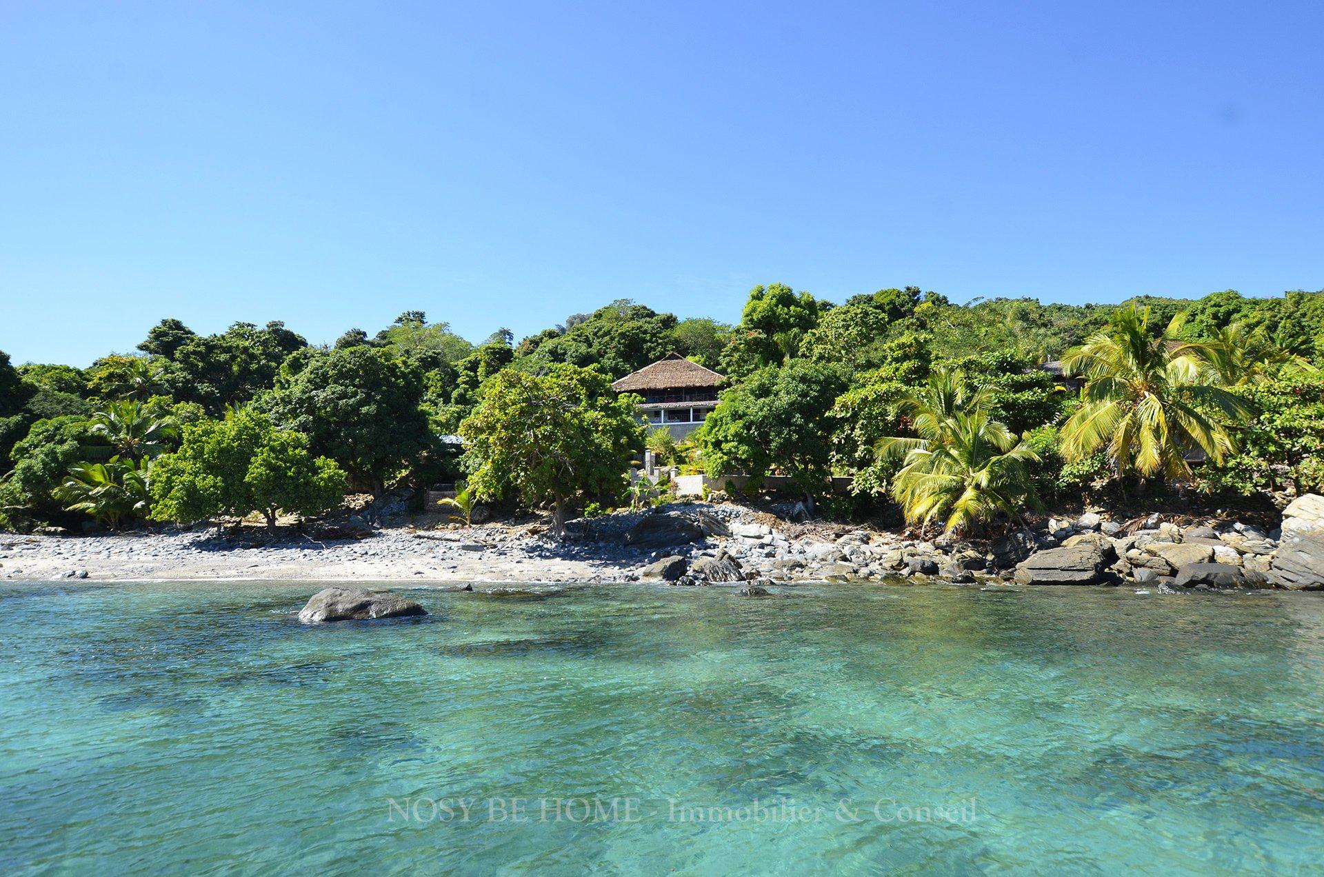 Sale Villa - Nosy Komba - Madagascar