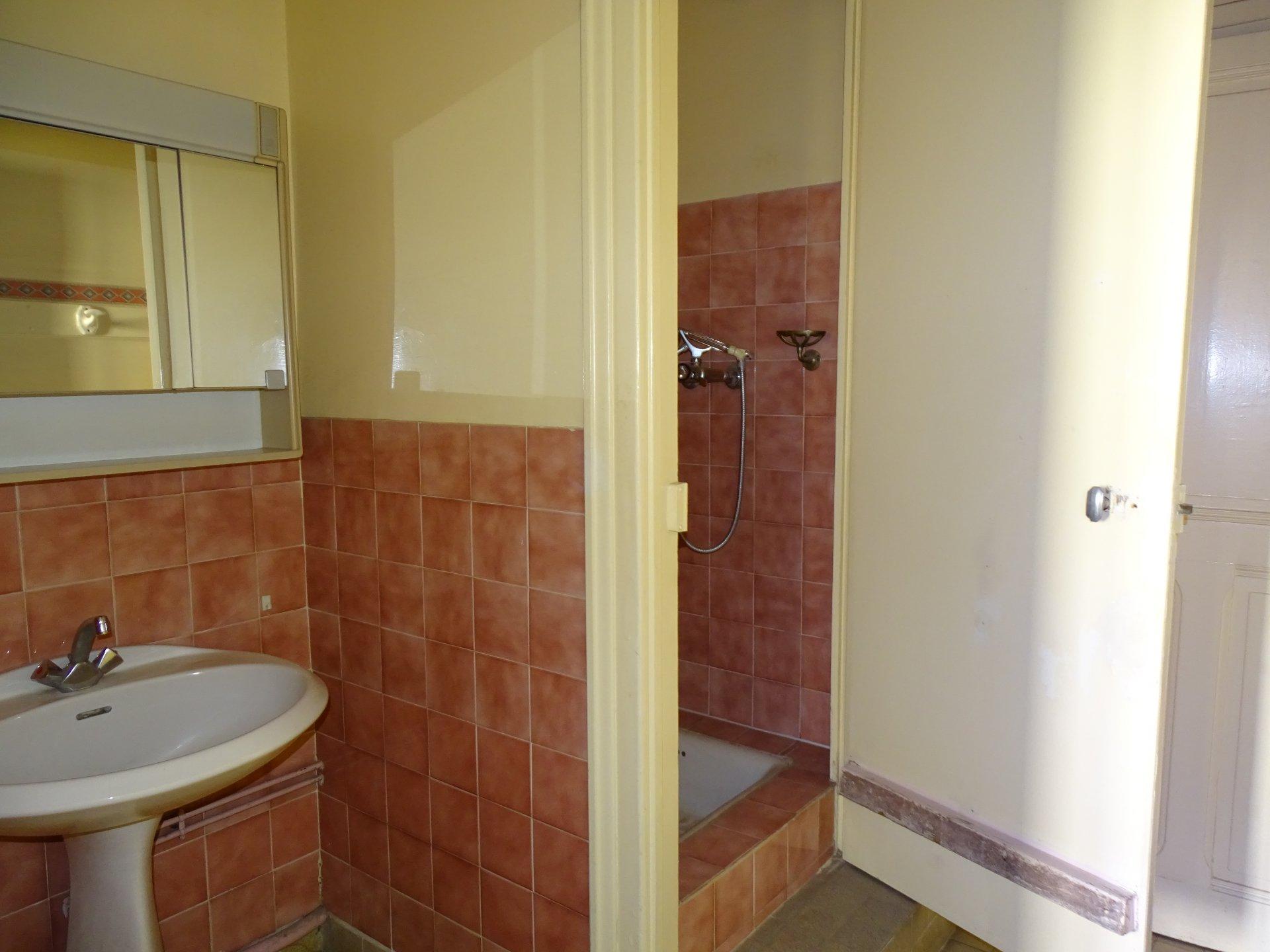 Mâcon, à deux pas du centre ville, venez découvrir cet appartement au premier étage d'une petite copropriété offrant une surface habitable de 140 m². Il dispose d'une lumineuse pièce de vie, salon (ou 3ème chambre), un espace cuisine, deux chambres, une salle de bains, une salle d'eau, deux toilettes. Beaucoup de potentiel pour cet appartement au charme de l'ancien: belle hauteur sous plafond, nombreuses cheminées, carreaux de ciments.. Ce bien est également doté d'une place de parking privative et fermée ainsi qu'une grande cave! Copropriété: 7 lots principaux - 540 euros charges courantes annuelles. Honoraires à la charge du vendeur.