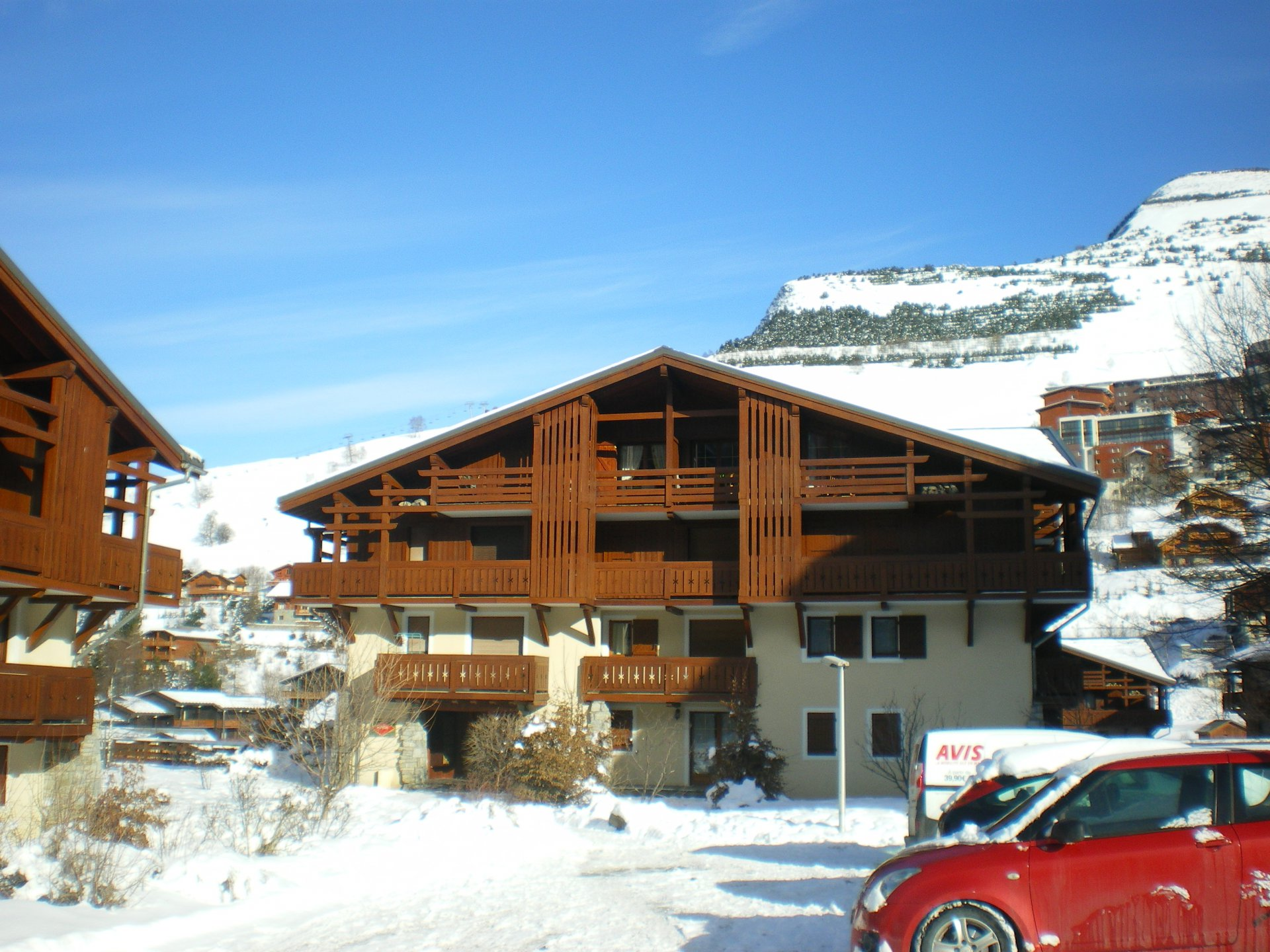 Seasonal rental Apartment - Les Deux Alpes