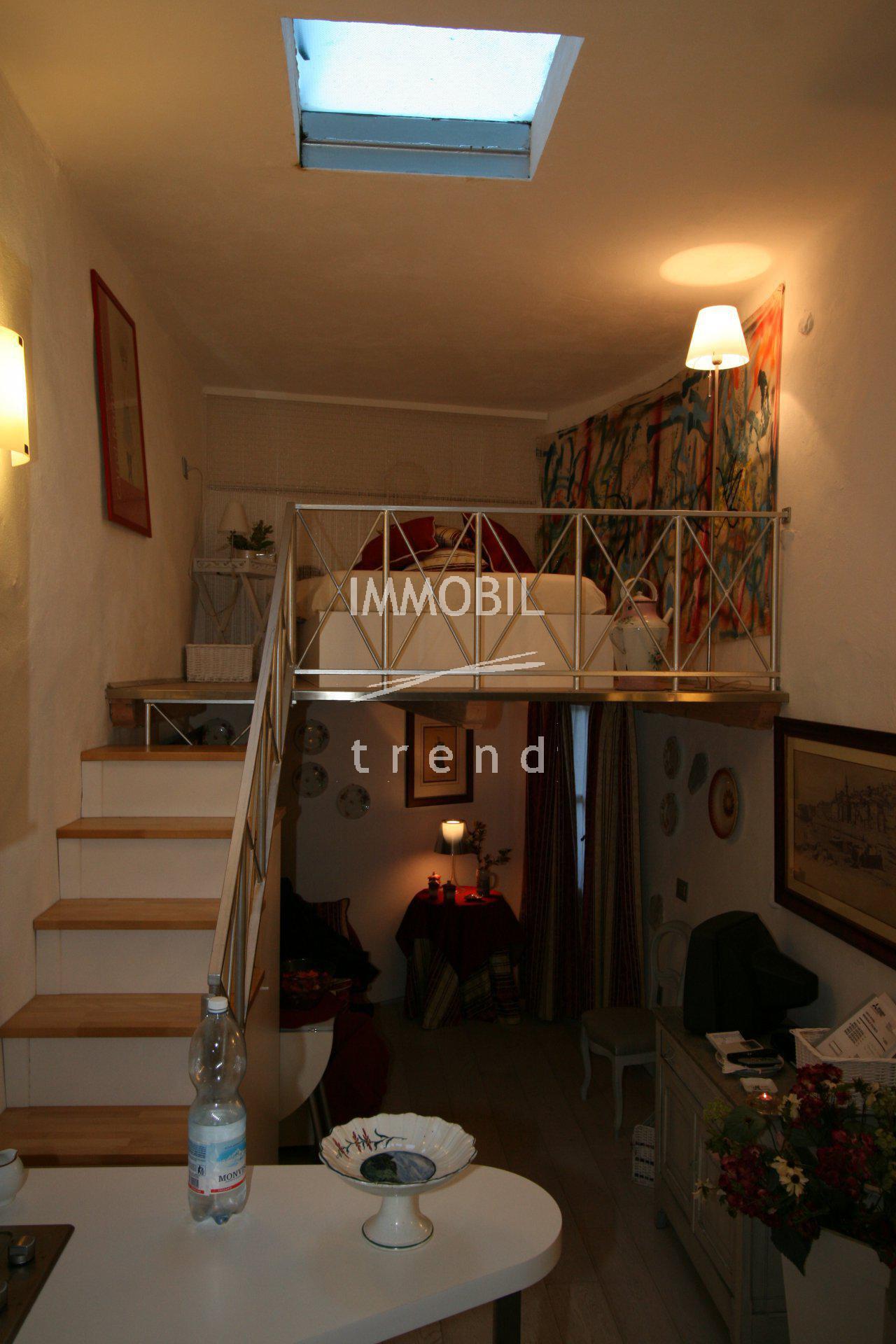 Immobilier Menton | Location studio  étudiante Menton vieille ville