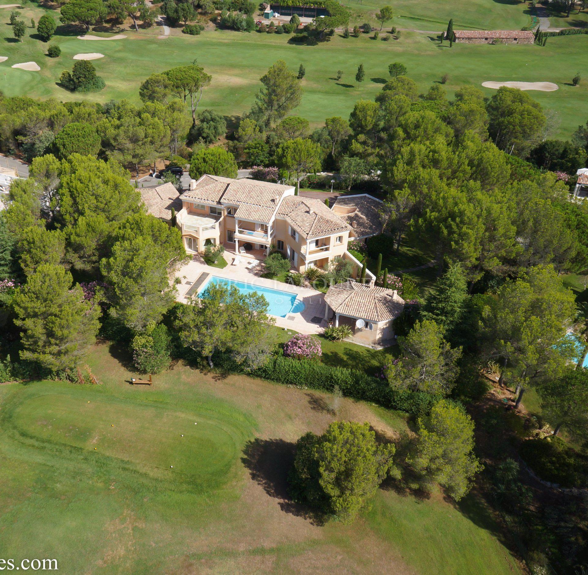Sale Villa Saint Raphael Valescure - Golf