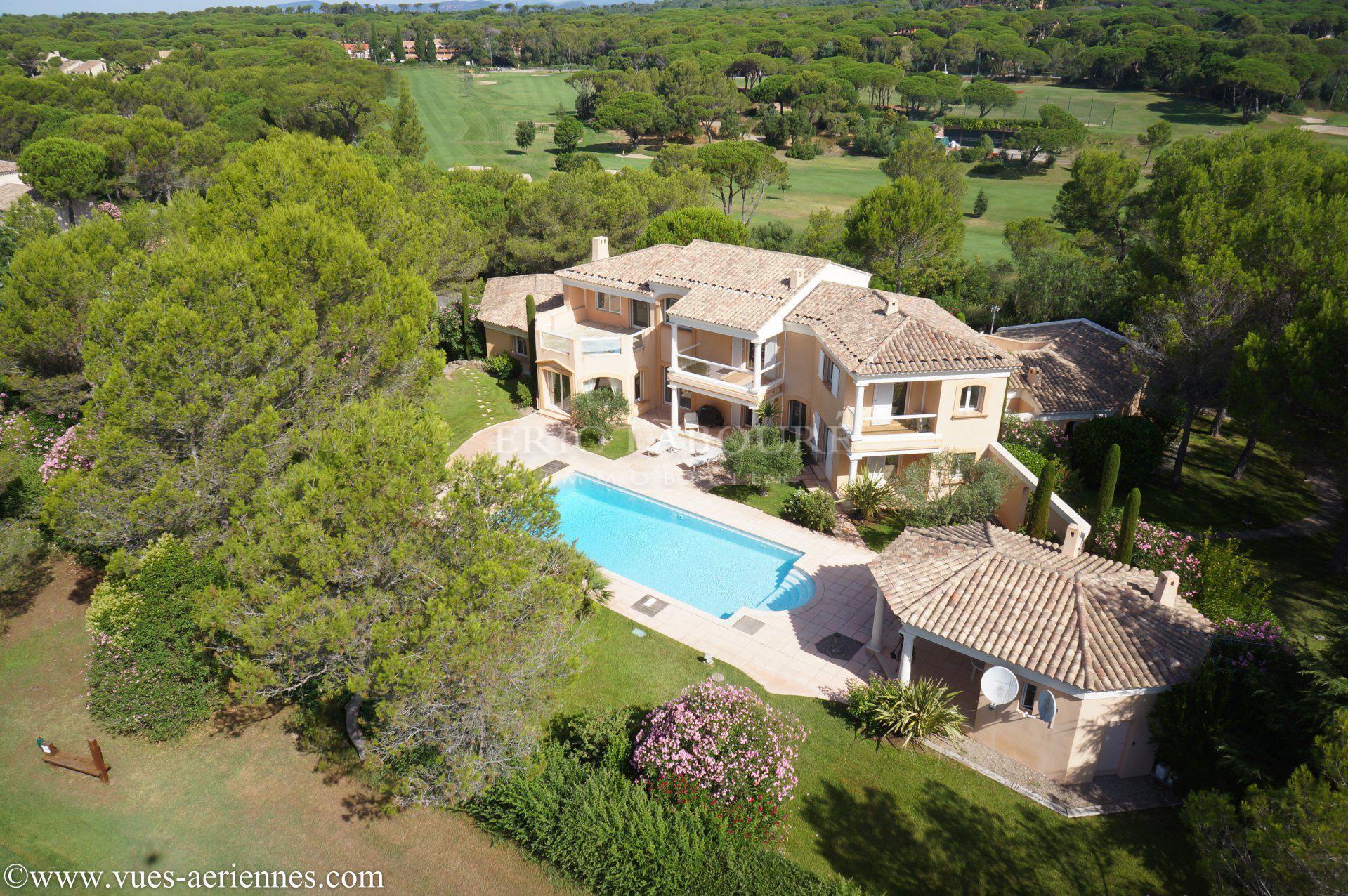 Vente villa Saint raphael Valescure - Golf