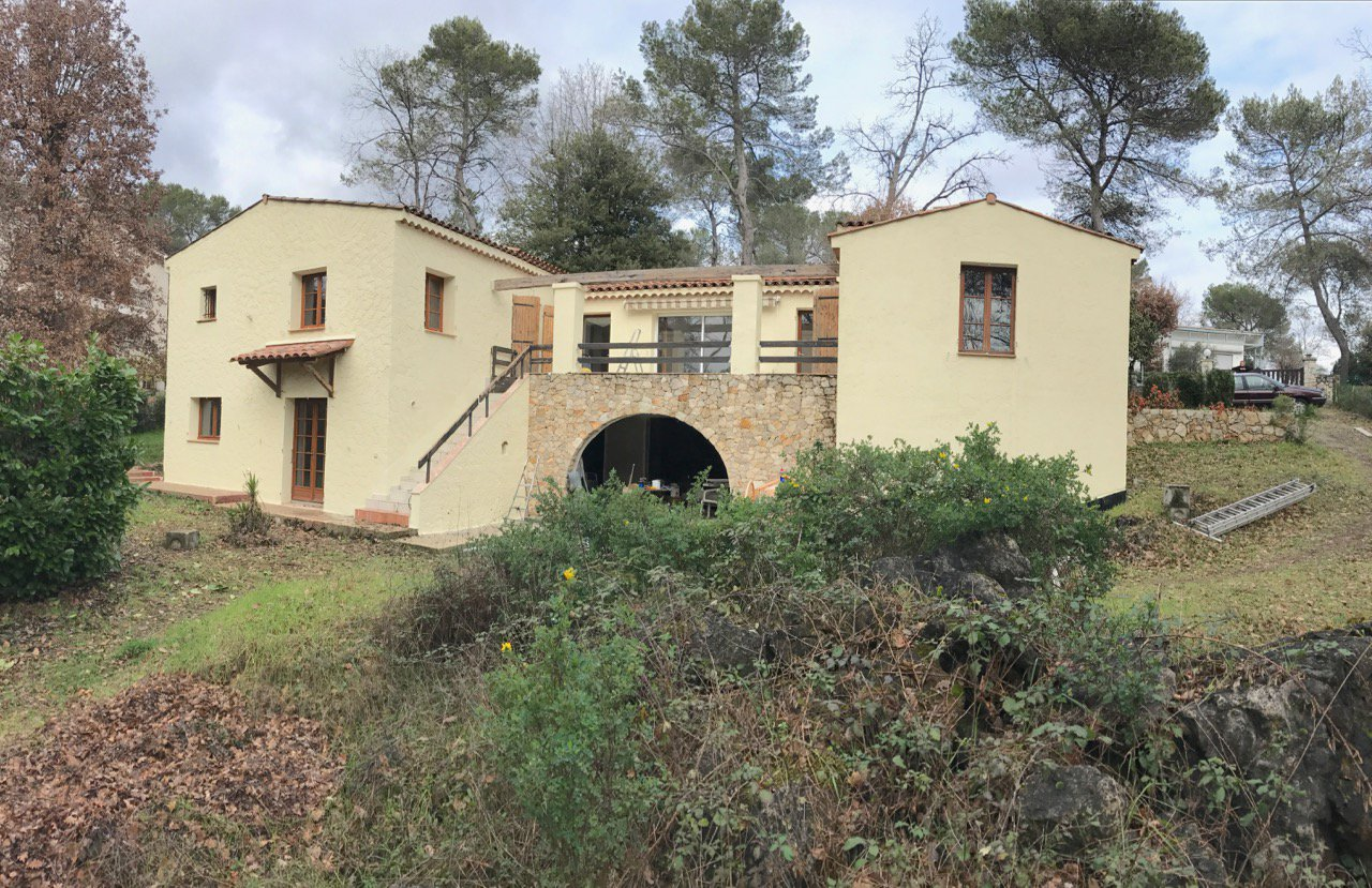Sale House - Roquefort-les-Pins Le Sinodon