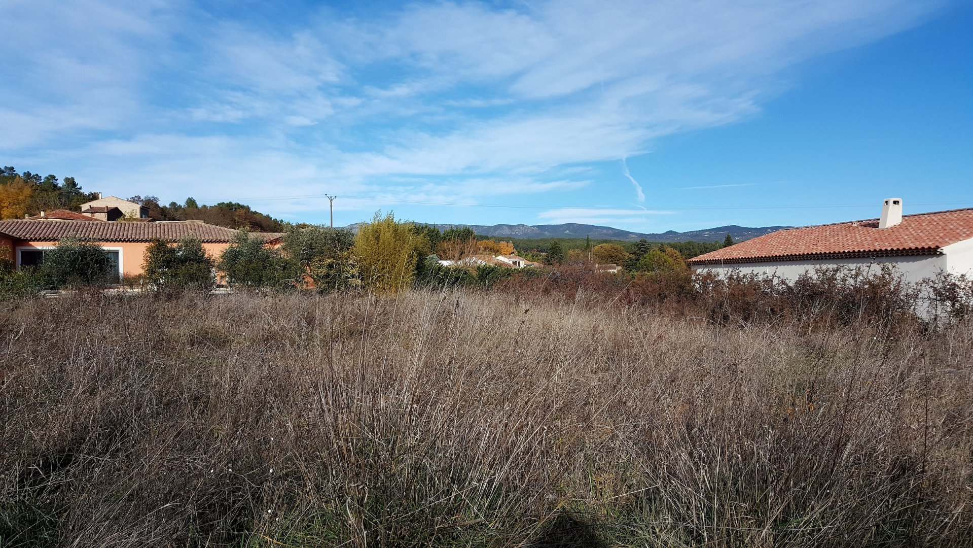 LAND of 1286 m²  in Salernes