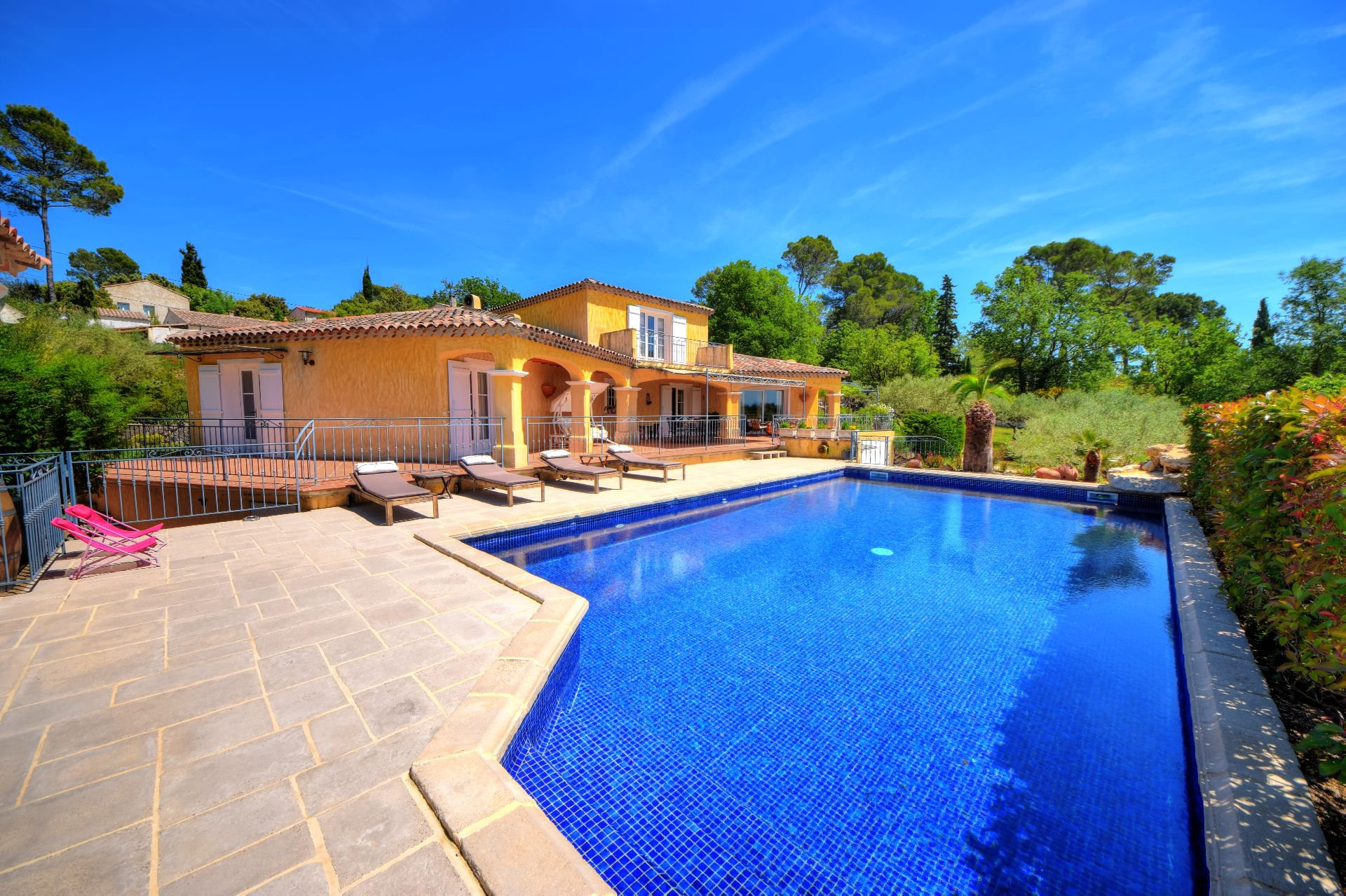 Saint Antonin Du Var, super house with swimming pool...