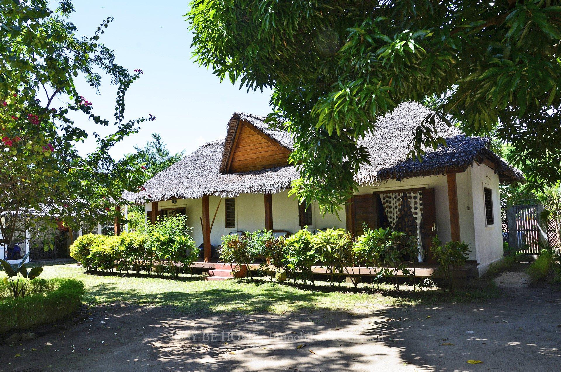 Sale Villa - Nosy Be - Madagascar