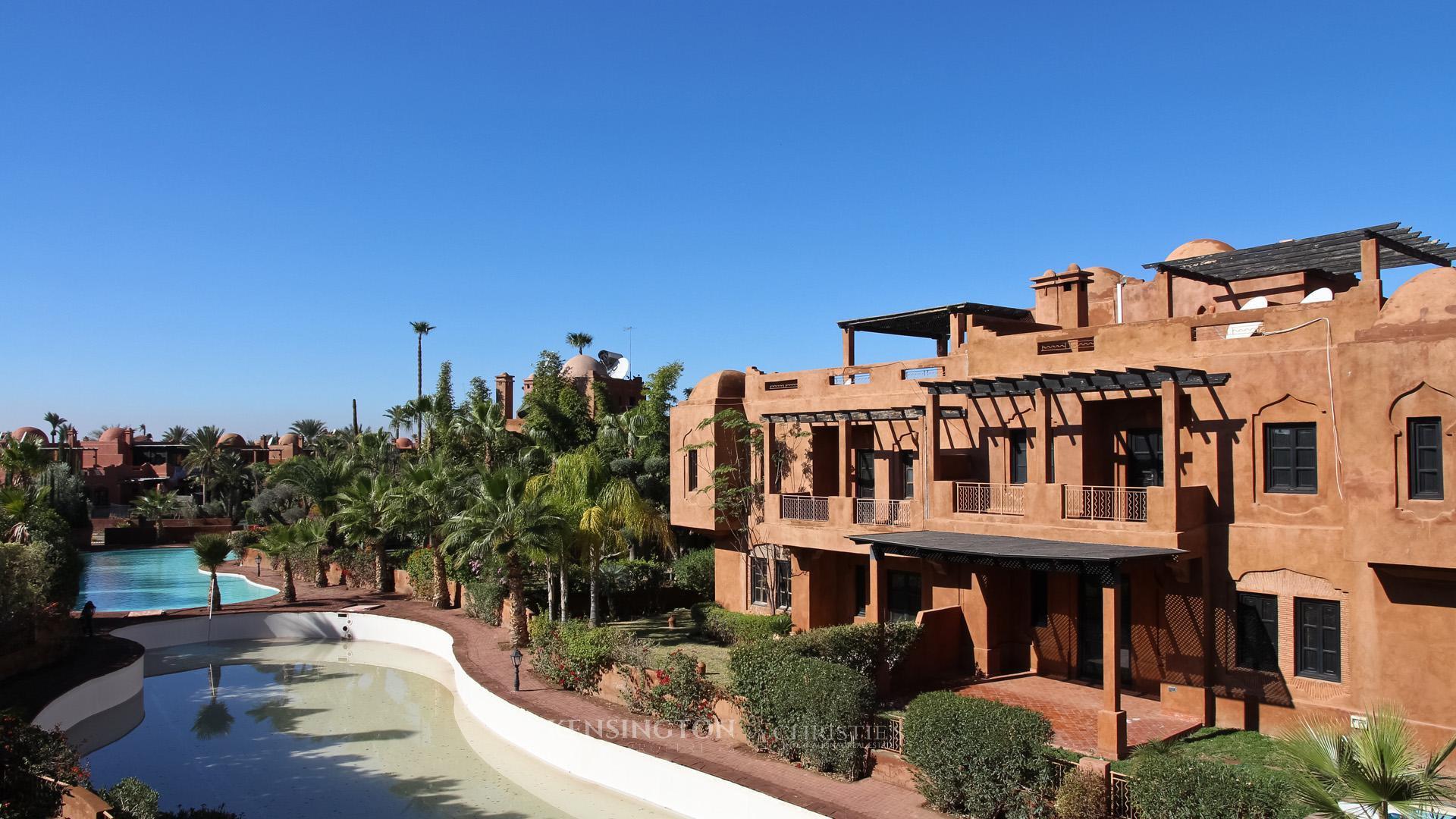 KPPM00910: Villa Riviera Luxury Villa Marrakech Morocco