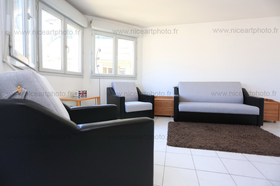 Seasonal rental Apartment - Nice Gambetta
