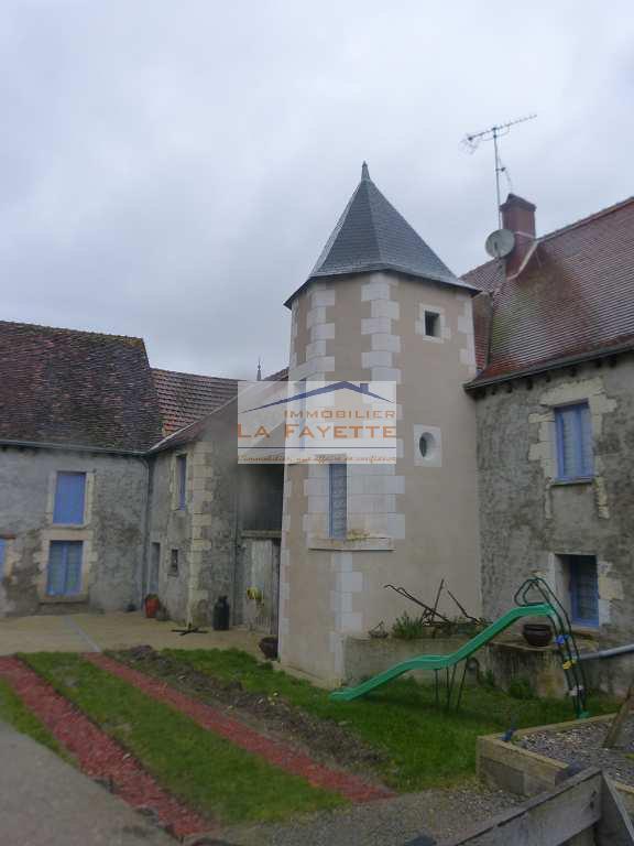 Vente Maison - St Genou