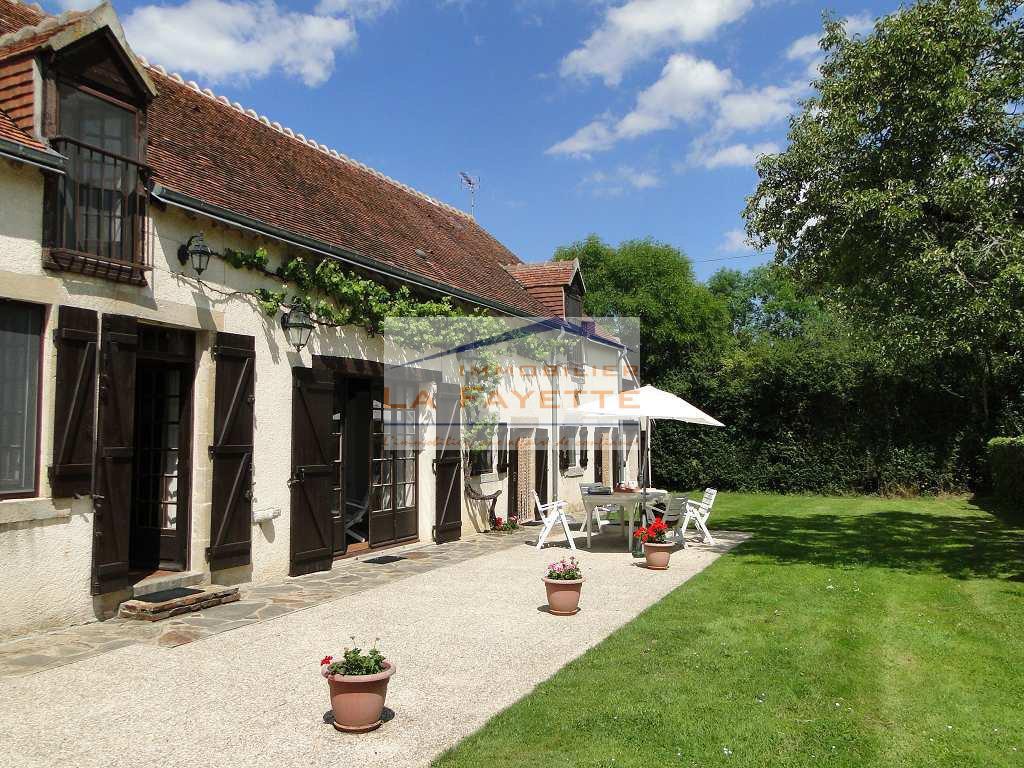 Sale House - Neuvy St Sepulchre