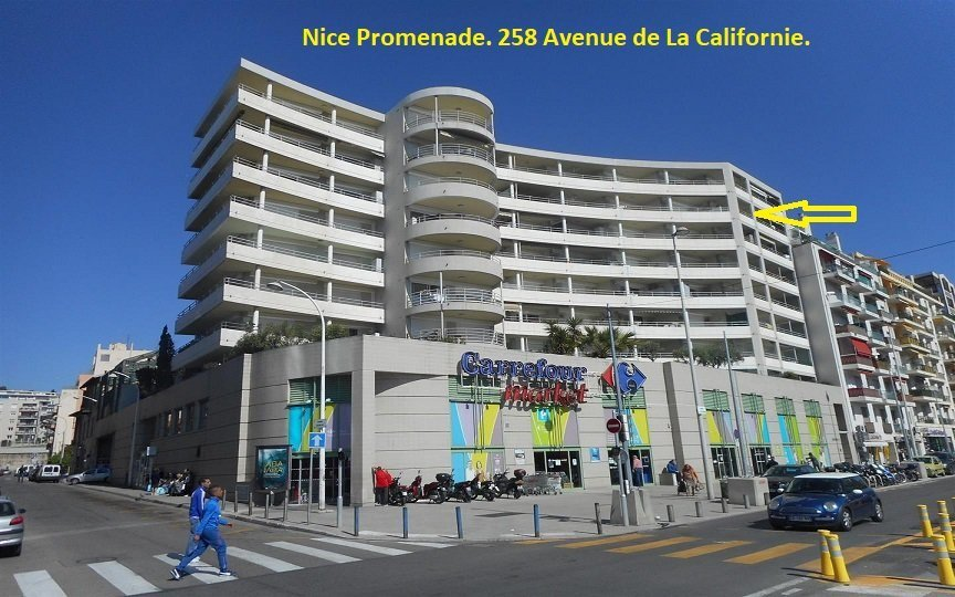 Rental Studio - Nice Californie