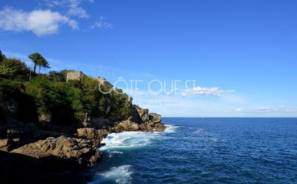 HENDAYE FONTARRABIE FORTRESS 15TH CENTURY FOR SALE