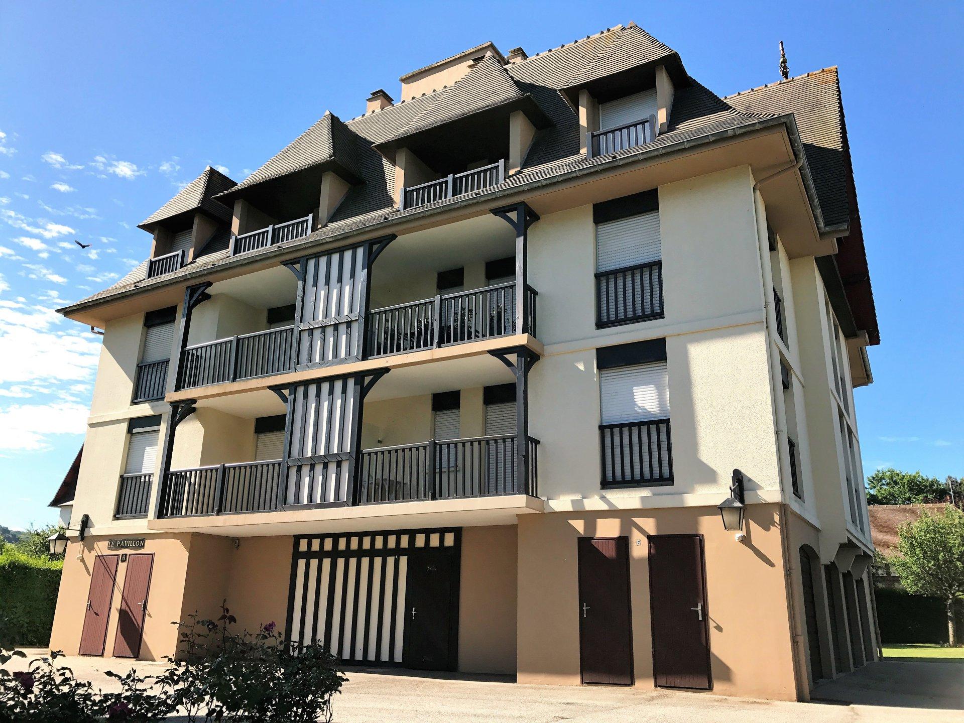 Location saisonnière Appartement - Houlgate
