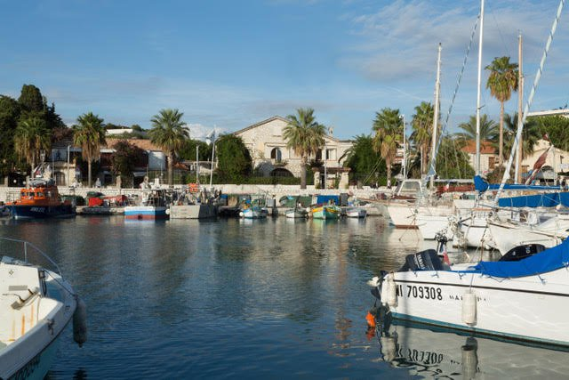 Waterfront -Cagnes sur mer