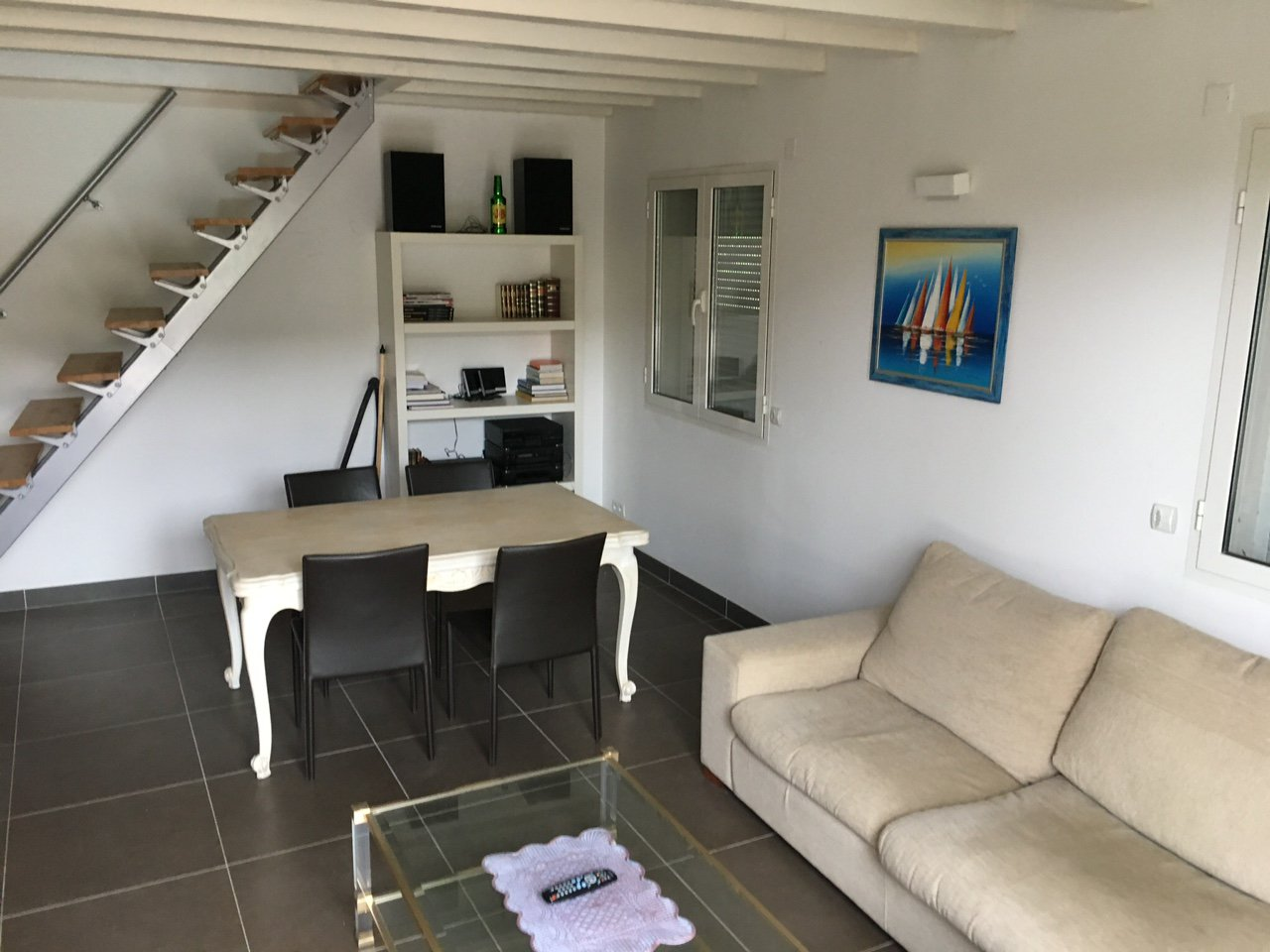 Aiguebelle, appartement de standing, accès plage à pied