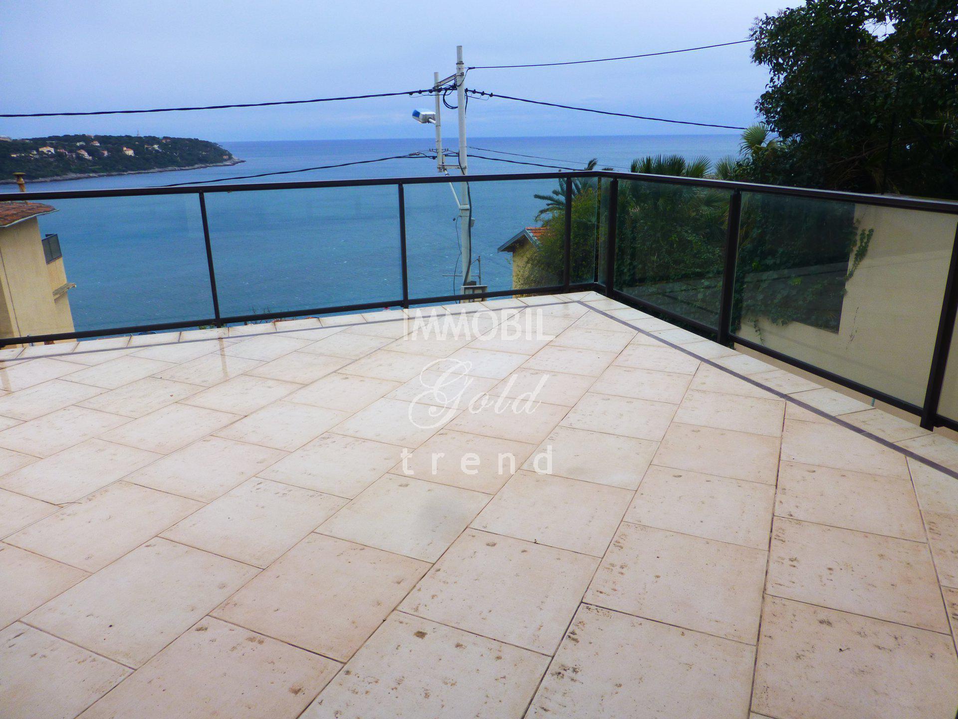 Location Appartement vue mer Porte de Monaco