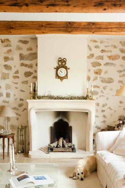 Zeer fraaie natuurstenen bergerie met gastenhuis