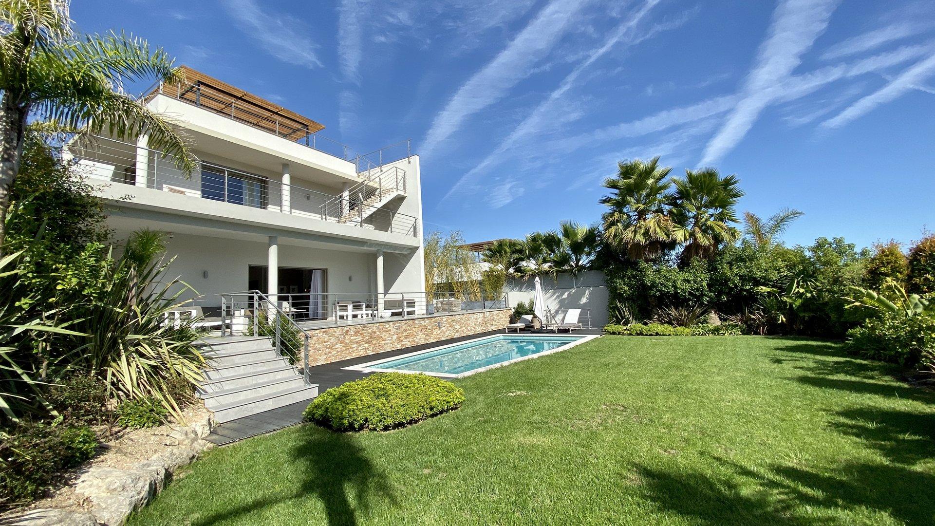 Cannes - Villa contemporaine