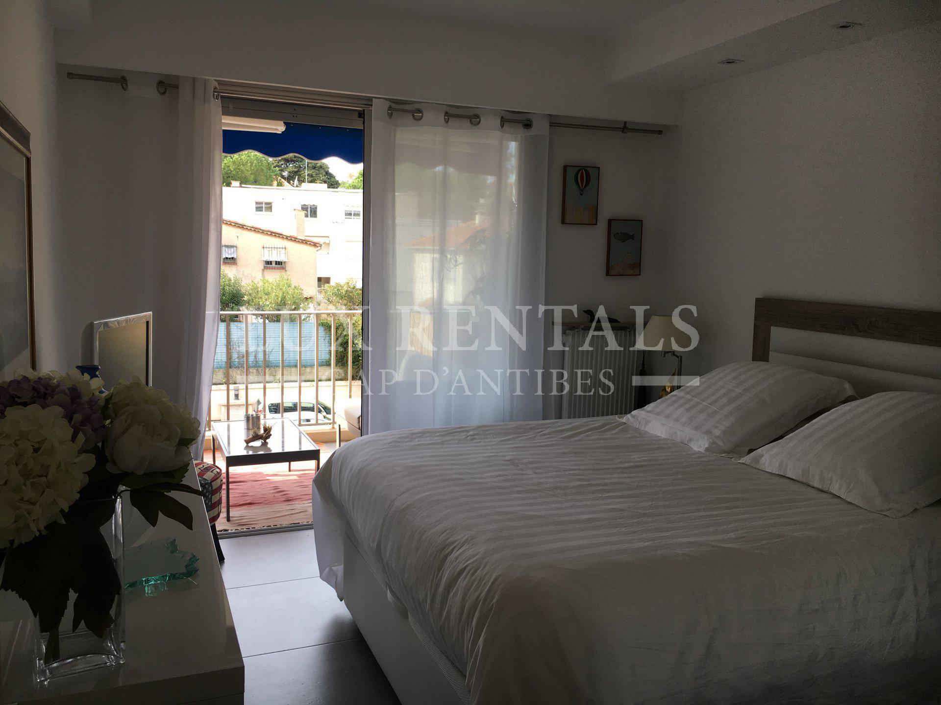 Location saisonnière Appartement - Antibes