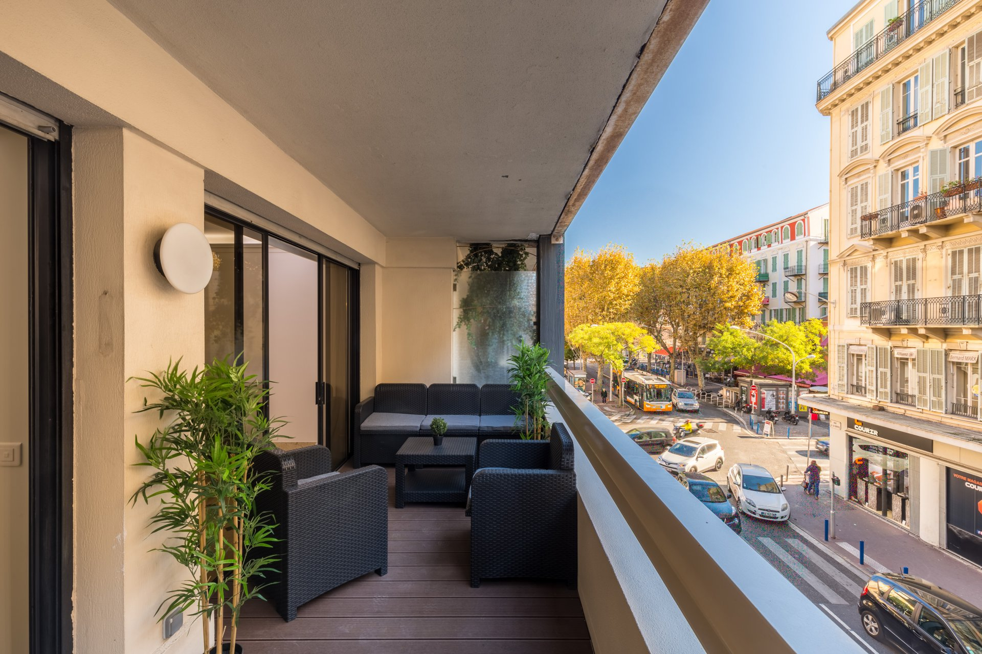 Nice Carré d'or - 1 bedroom - Terrasse