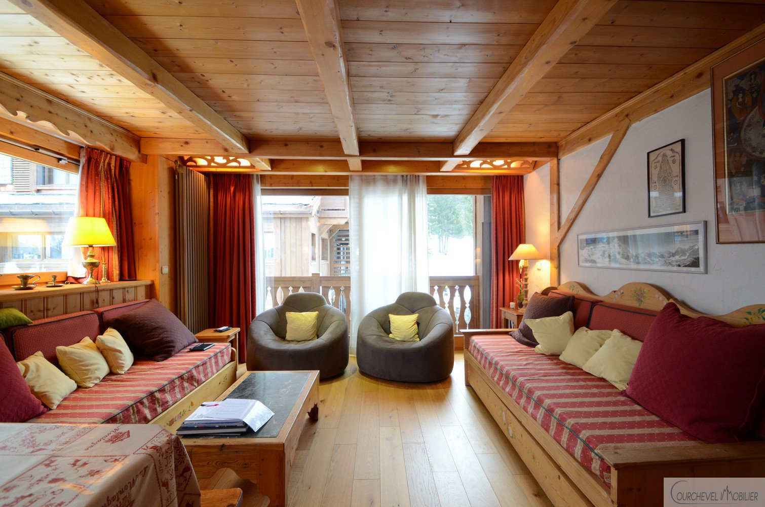 Verkoop Appartement - Courchevel 1850