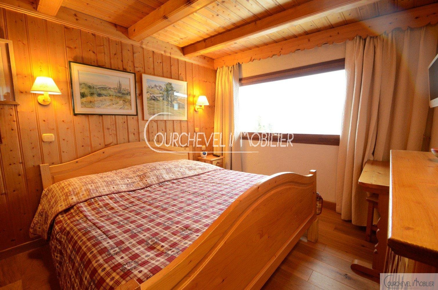 APPARTMENT - 1 bedroom - Courchevel 1850