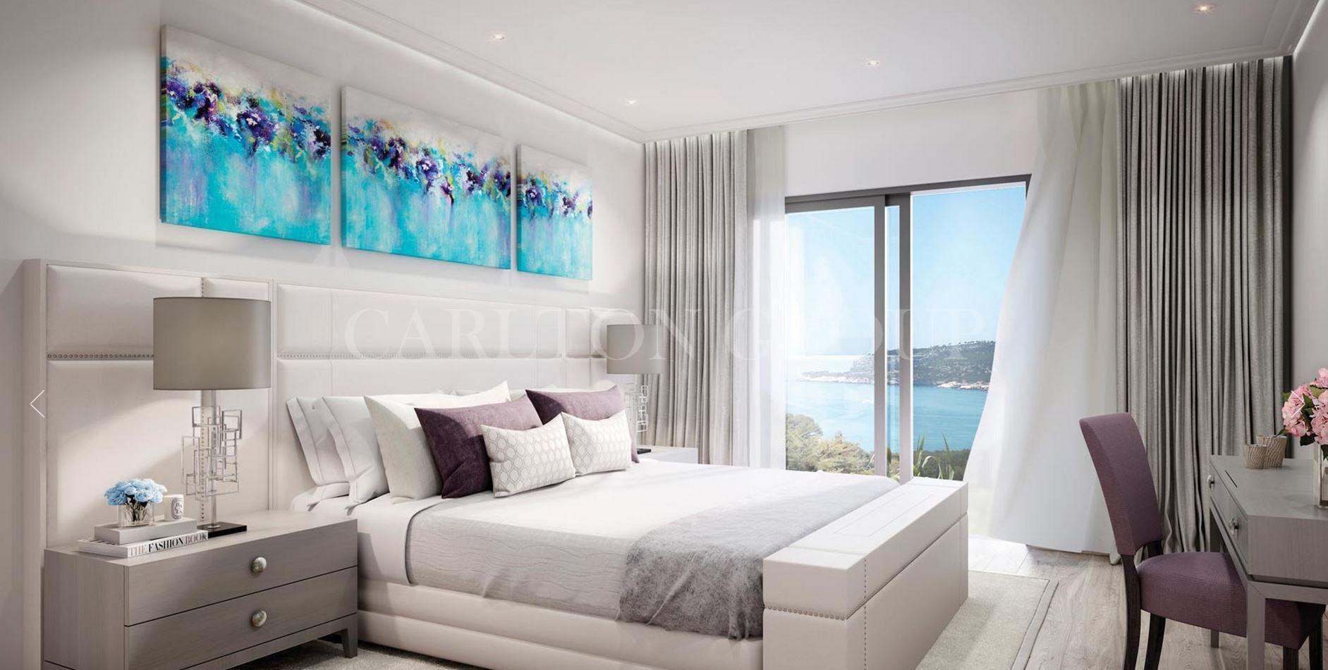 Cap d'Antibes apartment exceptional with sea view